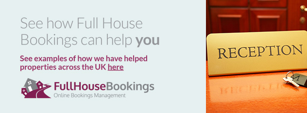 See how Full House Bookings can help you