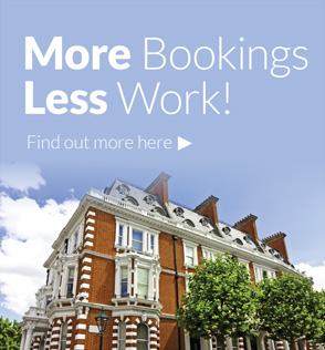 More booking less work